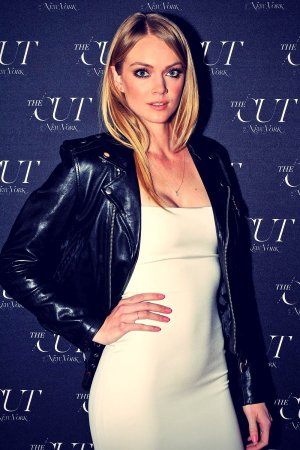 Lindsay Ellingson attends The Cut & New York Magazine's Fashion Week Party