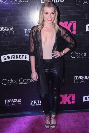 Lindsay Hubbard attends OK! Magazine's Fall Fashion Week Event