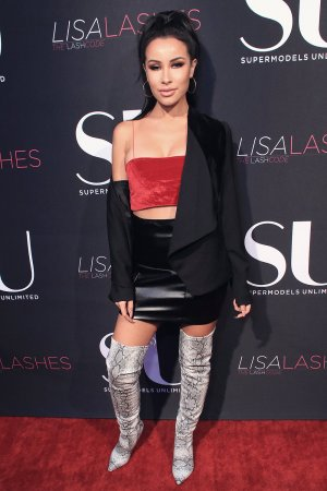 Lisa Opie attends SU Magazine's