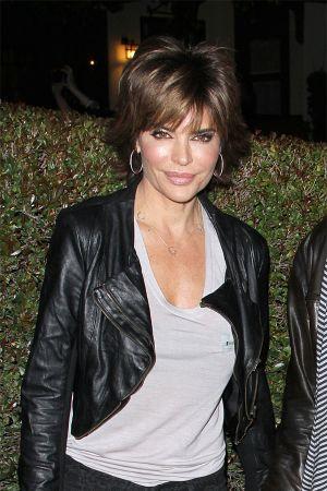 Lisa Rinna at Shamless Season 2 Premiere Party in LA