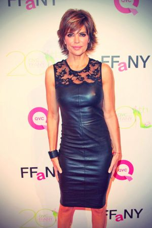 Lisa Rinna attends 20th Annual FFANY Shoes On Sale Gala