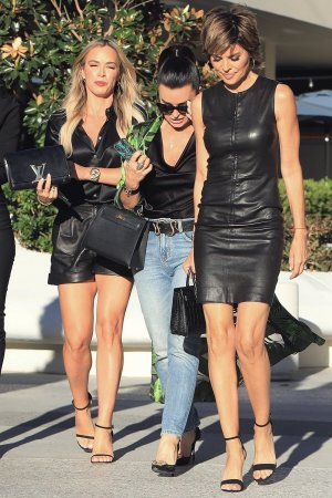 Lisa Rinna seen in West Hollywood