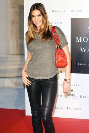 Lisa Snowdon Your Moment Is Waiting Premiere