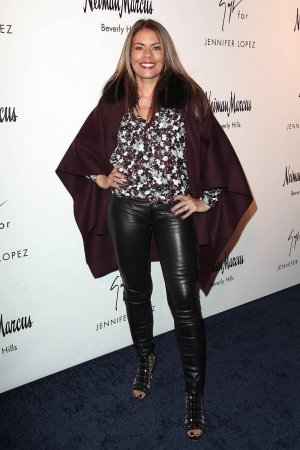 Lisa Vidal attends Jennifer Lopez and Giuseppe Zanotti celebrate their new Shoe Collaboration