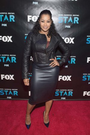 Lisa Wu attends the STAR ATL Live On the Park screening
