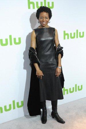 LisaGay Hamilton attends the 2017 Hulu Television Critics Association winter press