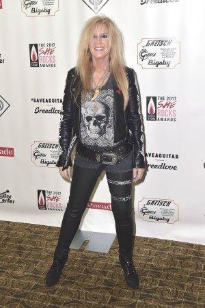 Lita Ford attends 5th She Rocks Awards