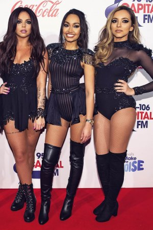 Little Mix perform at Jingle Bell Ball 2015
