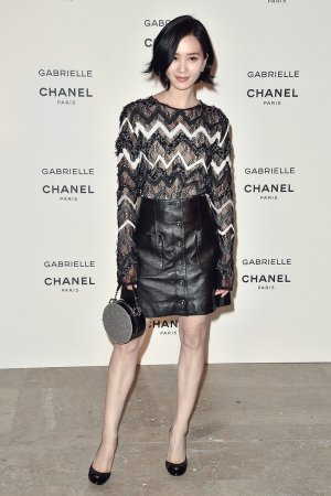 Liu Shishi attends Chanel Perfume Gabrielle Launch Party