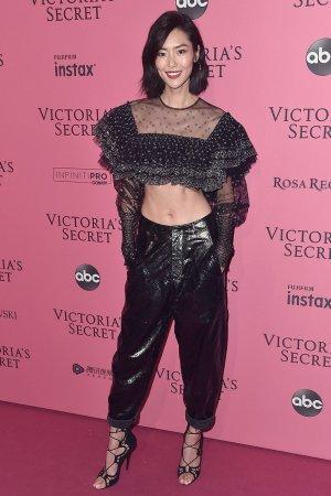 Liu Wen attends Victoria's Secret Fashion Show