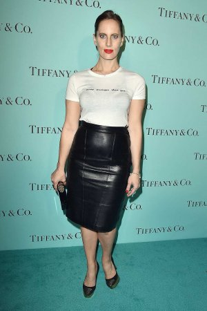 Liz Goldwyn at the Tiffany And Co Unveiling Of Renovated Store
