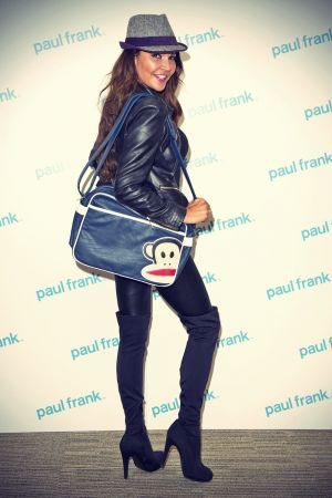 Lizzie Cundy at Come Rock With Paul Frank