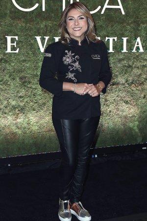 Lorena Garcia attends Chica Grand Opening
