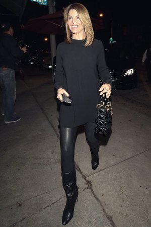 Lori Loughlin seen at Craig's Restaurant