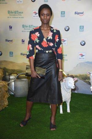 Lorna Ishema attends Bibi & Tina Tohuwabohu Total Premiere