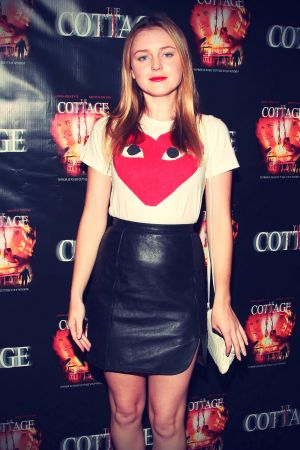 Lorraine Nicholson at the Los Angeles Premiere of The Cottage