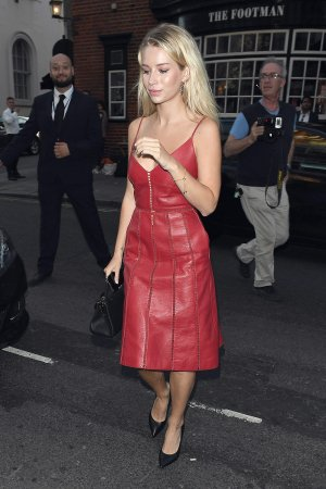 Lottie Moss At Delvaux Store Launch