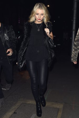 Lottie Moss seen at La Bodega Negra