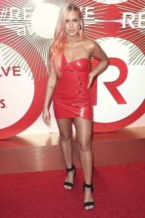 Lottie Tomlinson attends Revolve Hosts 2nd Annual Revolve Awards