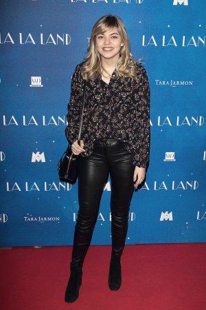 Louane Emera attends LA LA LAND Premiere