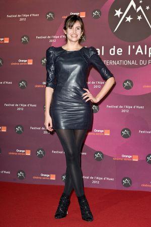 Louise Monot at 15th L'Alpe D'Huez International Comedy Film Festival