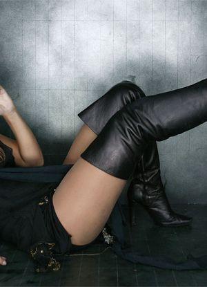 Louise Redknapp - Pandora's kiss promos & Filming Video