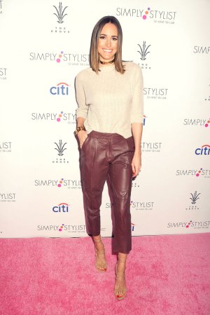 Louise Roe attends Simply Stylist Do What You Love Fashion and Beauty Conference