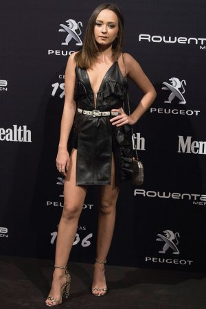 Lucia de la Fuente attends Men's Health Awards