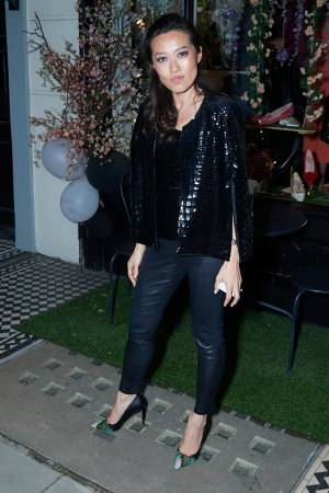 Lucy Choi attends BEYOUROWN 3rd Anniversary X Lucy Choi London Event