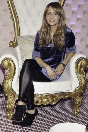 Lucy Fallon, Samia Ghadie & Brooke Vincent attend Scarlet Belle Daydreams Luxury Salon Launch