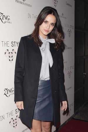 Lucy Watson attending the In The Style clothing launch