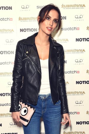 Lucy Watson attends Notion Magazine Issue 72 launch Party