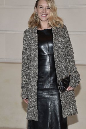 Ludivine Sagnier attends Chanel Collection des Metiers