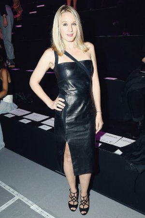 Ludivine Sagnier attends the Etam show