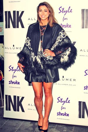 Luisa Zissman attends A Night With Nick annual fundraiser