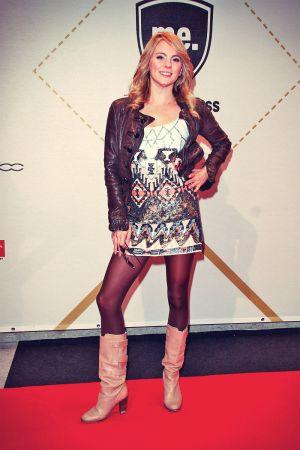 Luise Bahr attends Musikexpress Style Award