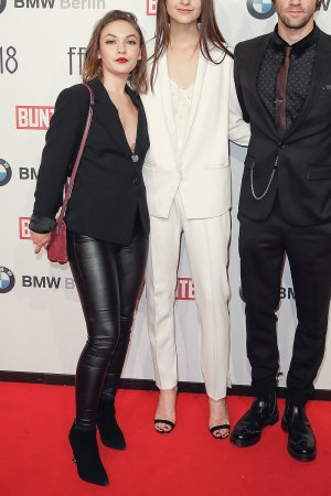 Luise Befort & Emma Drogunova attend Bunte & BMW Festival Night
