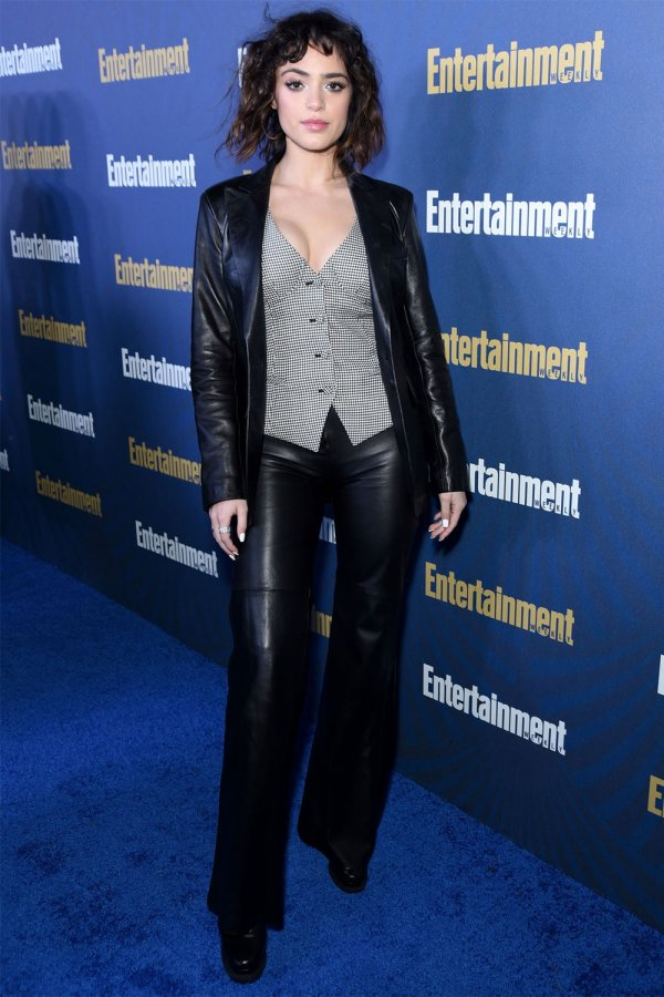 Luna Blaise attends Entertainment Weekly Celebrates Screen Actors Guild Award