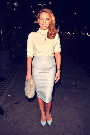 Lydia Bright at Buddha-Bar in Knightsbridge