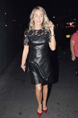 Lydia Bright attends The ByGeorgiaK Collection Launch