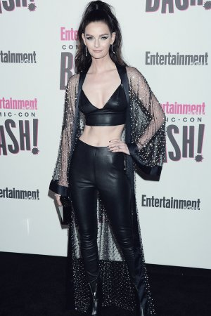 Lydia Hearst attends Entertainment Weekly party