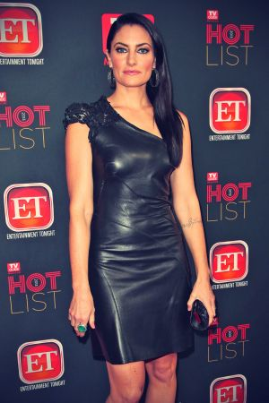 Madchen Amick attends Guide's Magazin Hot List party