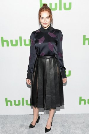 Madeline Brewer attends the Hulu TCA Winter Press Tour Day