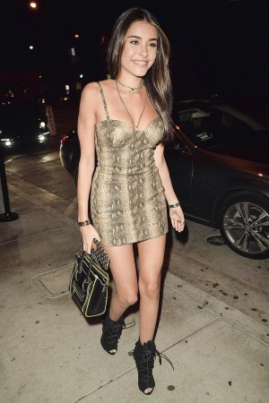 Madison Beer at Catch