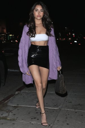 Madison Beer at The Nice Guy Club