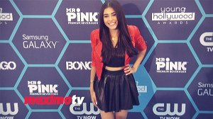 Madison Beer Young Hollywood Awards Blue Carpet Arrivals