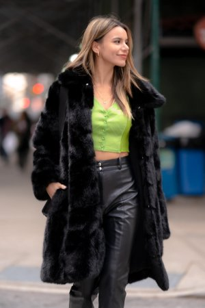 Madison Grace Reed out in NYC
