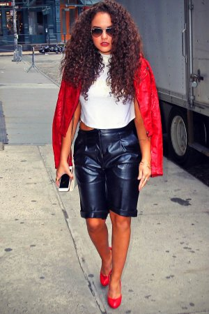 Madison Pettis out in NYC