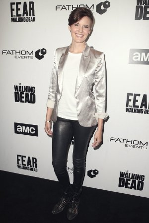 Maggie Grace attends FYC The Walking Dead and Fear the Walking Dead