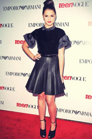 Maia Mitchell 10th Annual Teen Vogue Young Hollywood Party